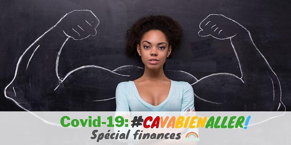 Rencontre ça va bien aller # spécial finances