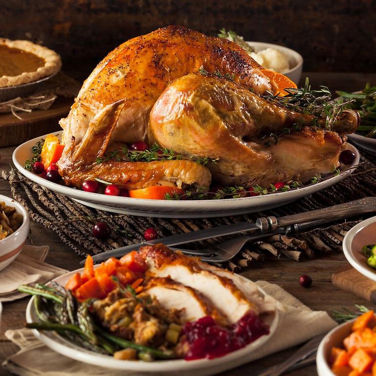 Grand Academy's Thanksgiving Dinner