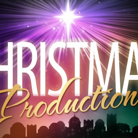 Grand Academy's Christmas Production