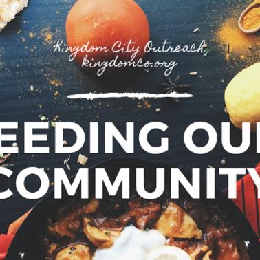 Kingdom City Outreach Feeding