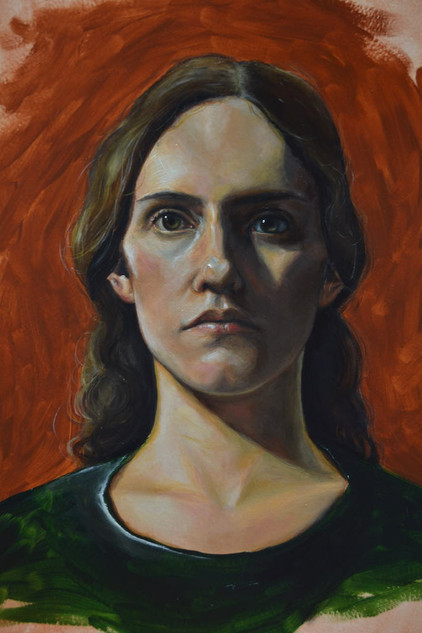Self Portrait at age 26