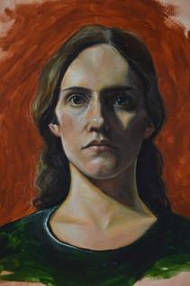 Self Portrait at age 26