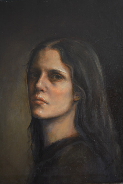 Self portrait at age 27