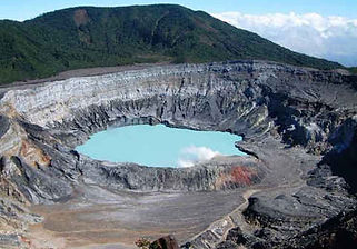 Puntarenas Poas volcano Private Tour Shore Excursion