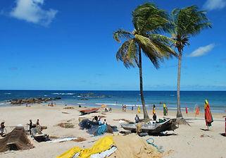 Salvador Private Beach Tour