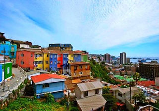 Valparaiso Tour Caminando La Bicicleta V