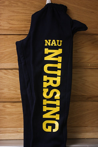 Unisex Sweatpants w/ no elastic bottom and pockets