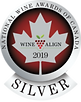 Canadian Wine Awards Silver Medal, Best Cider