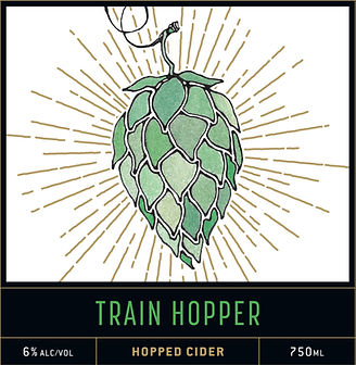 Train Hopper, Hopped Cider