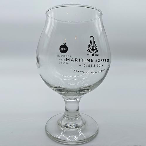 Belgium Cider Glass