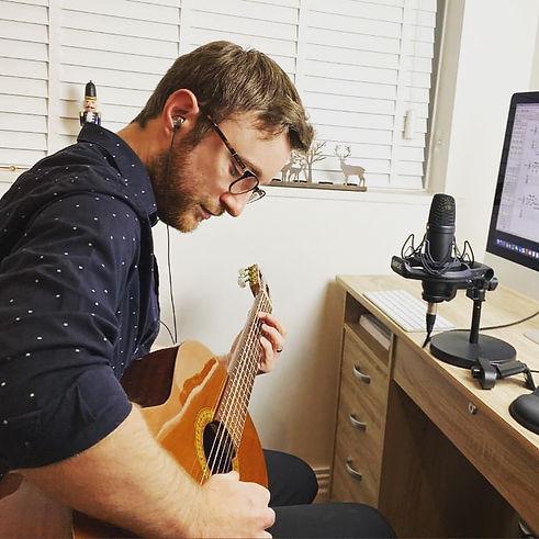 online guitar lessons jones music tuition