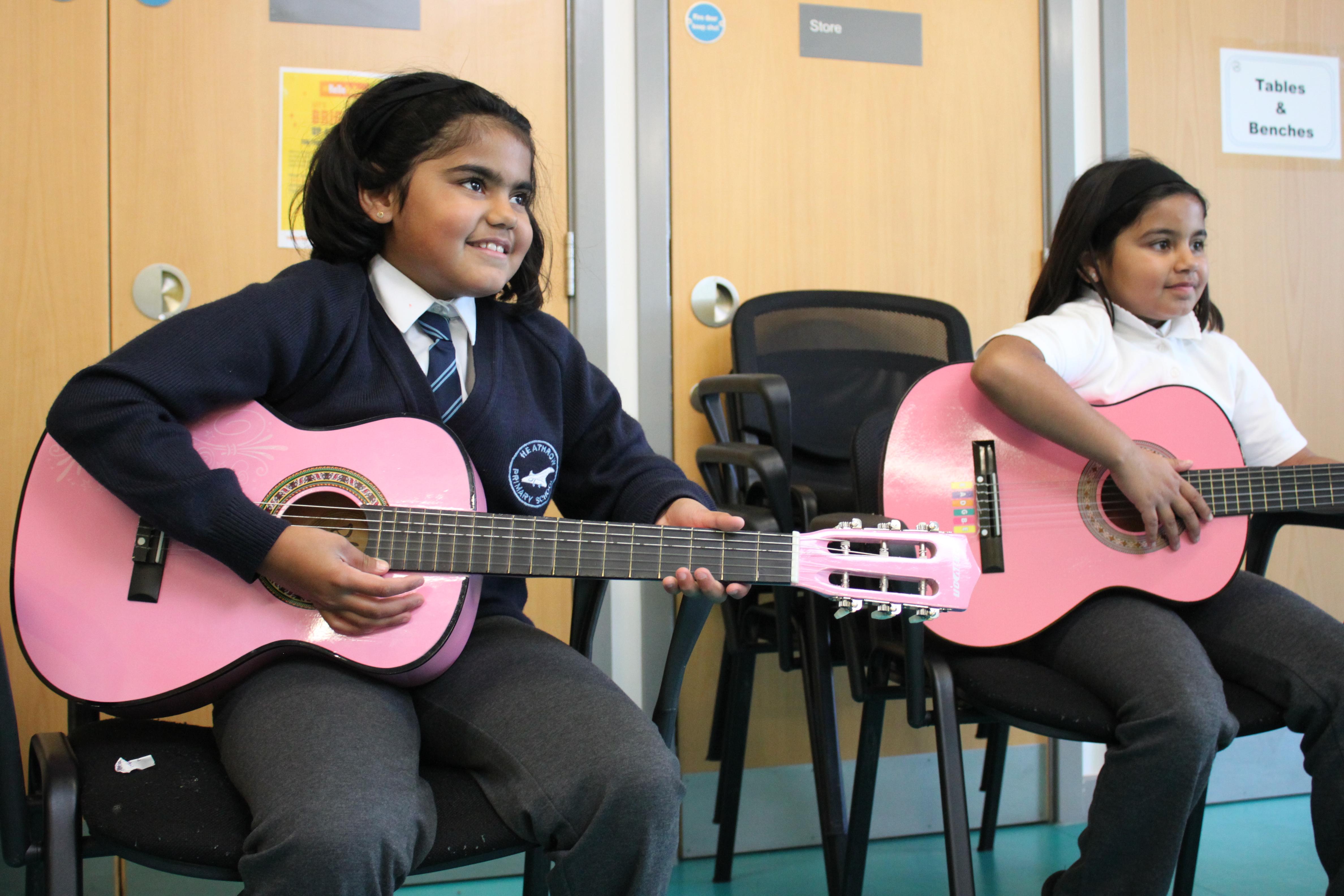 Guitar club 1