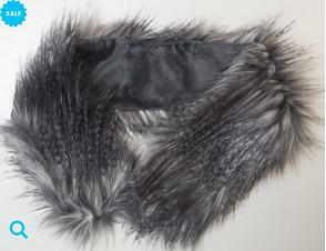 Faux Fur Neckscarf