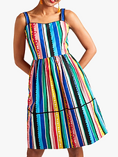 Nightmare Rainbow Dress