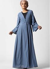 Flowy Blue Robe
