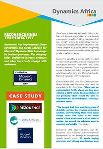 Rezonence Chase Software Nexus Media