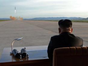 Blast Off!  Trump Threatens to Destroy  'Rocket Man'; Issues New Sanctions