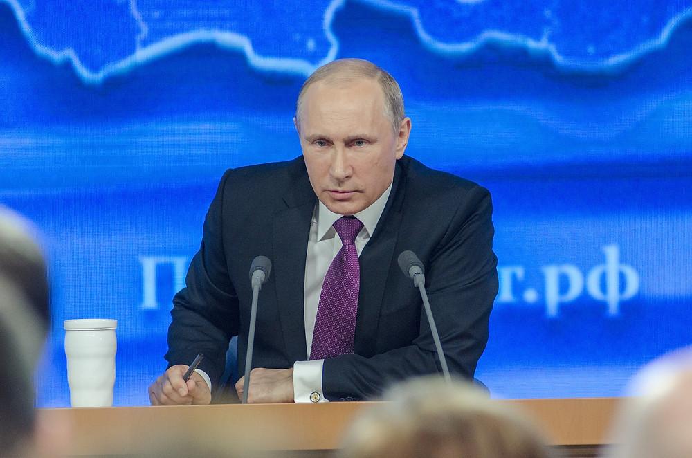 Putin the Puppet Master