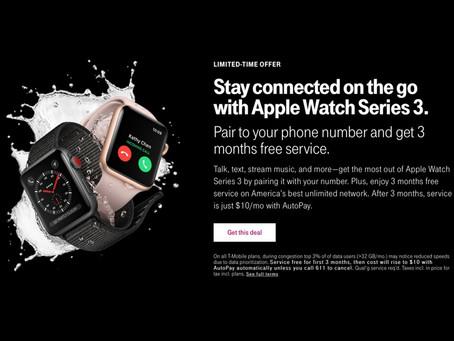 Apple Watch Series 3: Not So Hot