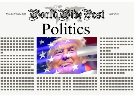 Trump on Media: 'It's a Beautiful Thing'