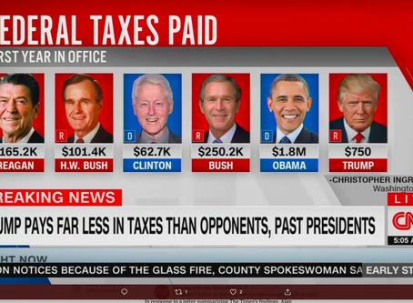 Tax Cheat Trump