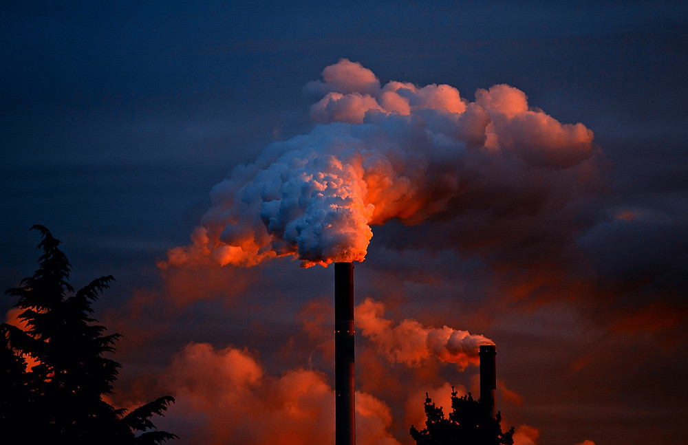 Carbon emissions from fossil fuels are threatening planet earth