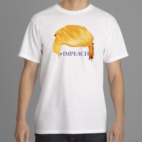 Impeach Trump Fruit of the Loom® heavy cotton HD™ T-shirt