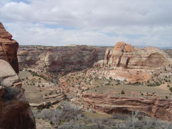 Part of the Grand Staircase-Escalante National Monument in Utah