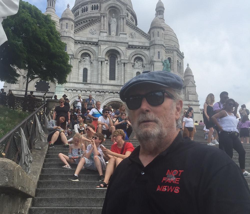 Correspondent David Hinshaw in Paris on assignment.