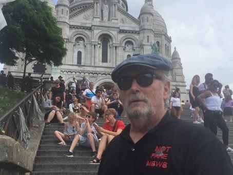 NFN's' Hush Hush Assignment in Paris