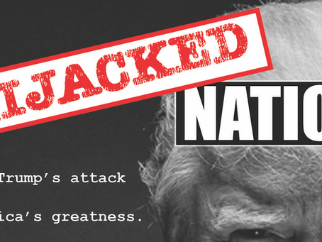 HiJacked Nation: Dedicated to #TheResistance