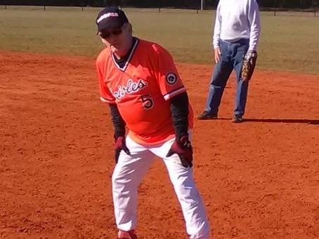 Senior Softball: Much More Than a Game