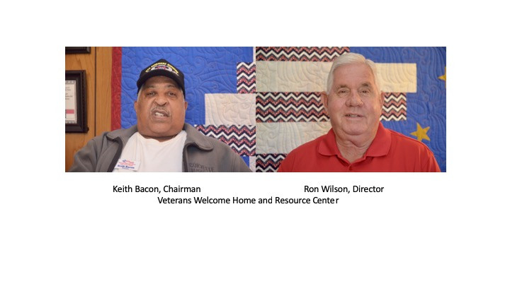 The Veterans Welcome Home and Resource Center is dedicated to helping veterans in need.