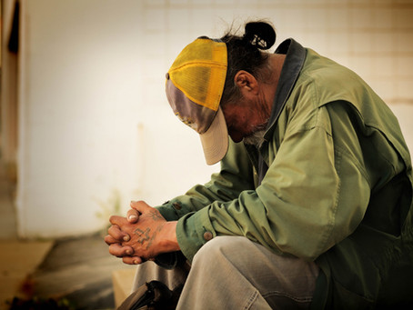 'Homeless Vet. Hungry. Please Help.'