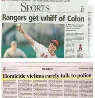 Stupid Headlines Crack Me Up