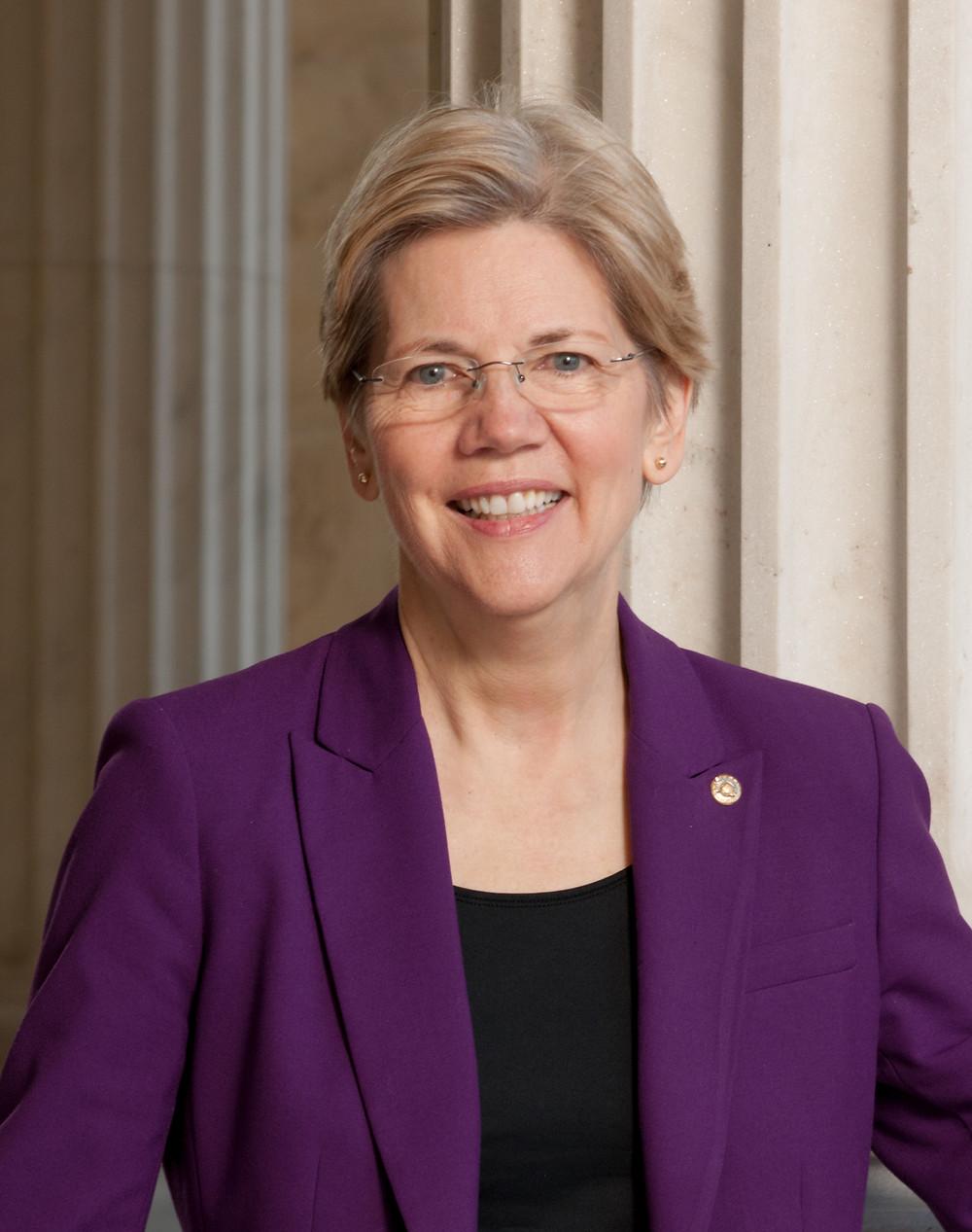 Warren official portrait