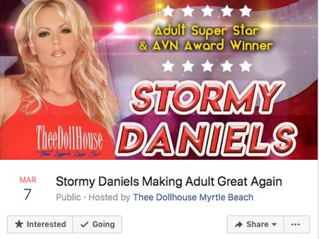 Stormy Daniels: Making America Horny Again