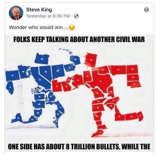 King's Civil War Tweet
