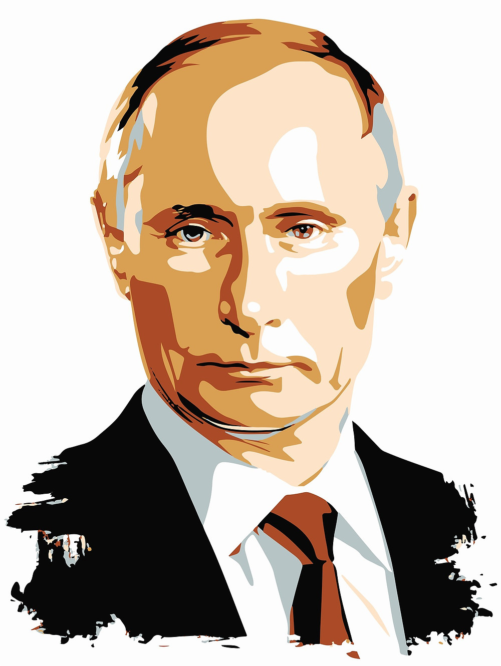 Reports tie Russian President Vladimir Putin to Russia's U.S. election disinformation campaign.