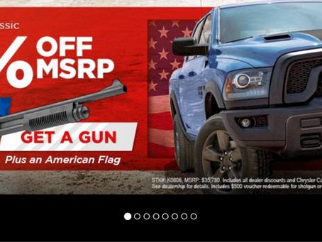 Buy a Truck, Get a Gun