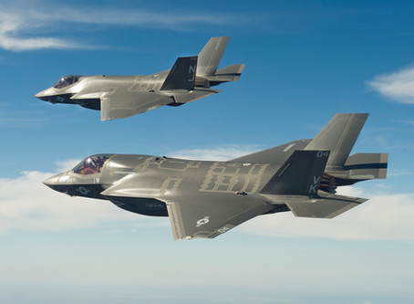 Faulty F-35 Ejection Seats? Congress Wants Answers