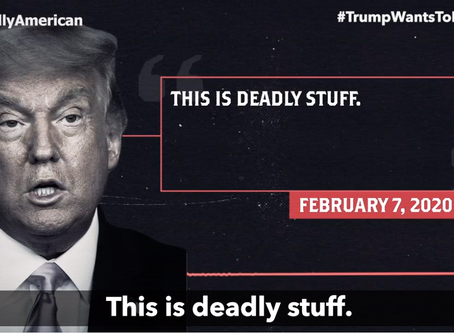 Trump's Cult: 'Yea, I'm With Stupid'