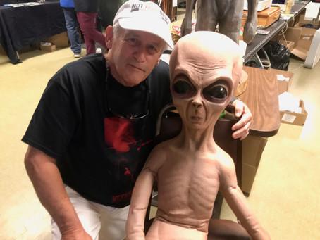 Kecksburg Celebrates its UFO -- Again