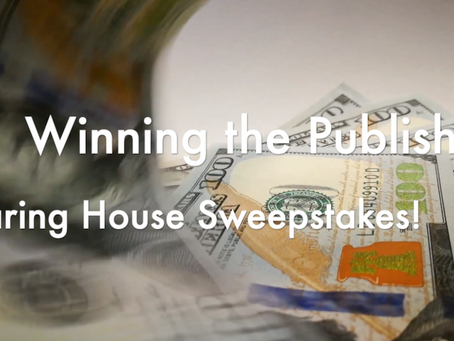 Winning the Publishers Clearing House Sweepstakes