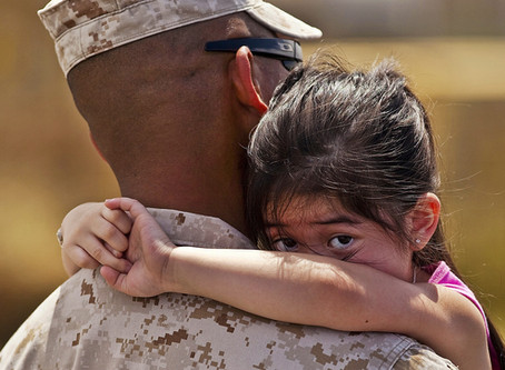 Nearly 12,000 Military Families Face Deportation Issues