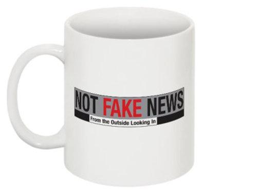 Not Fake News Coffee Mug