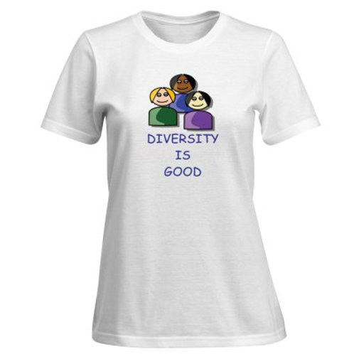 Unity Collection. SignatureSoft Women's T-shirts