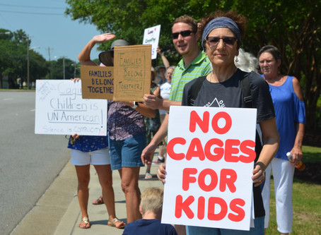 Trump Caves on Kids; Will Entire Families Now be Kept in Cages?