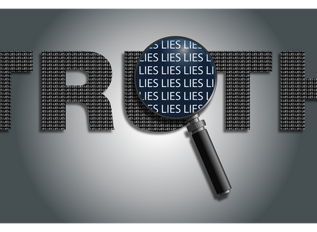 Two Lies and the Truth