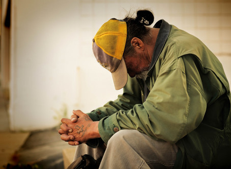 Homeless Vets and Trump's Lies